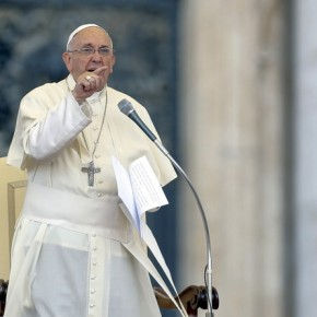 Pope Francis: climate advocate, reframing the debate